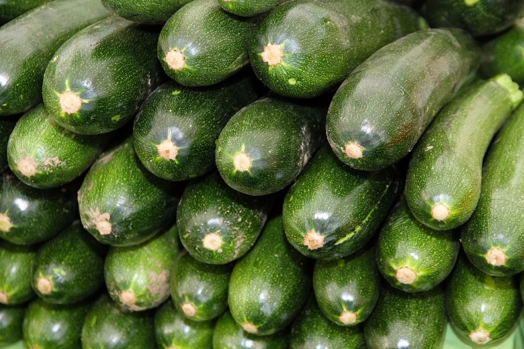 courgettes (zucchini)