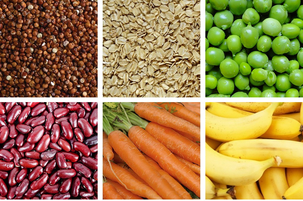 Low Sugar Carbohydrates Foods