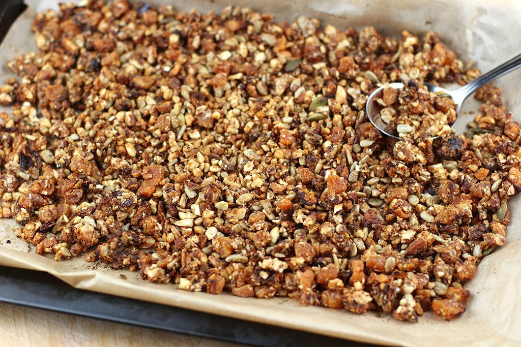 Wee Granola Recipes — Dishmaps