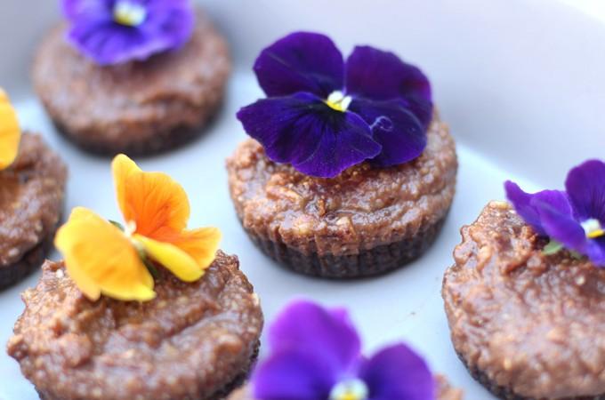 Rawsome chocolate cupcakes